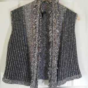 SALE 30% OFF Calvin Klein  knit  open cardigan